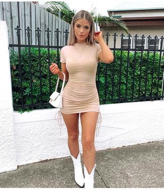 Lexy Dress / Beige
