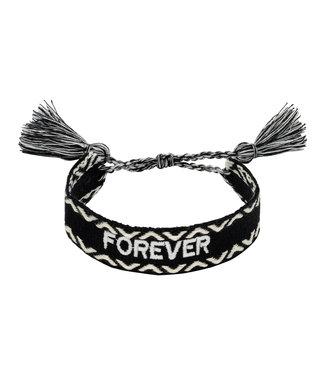 Woven Forever Bracelet