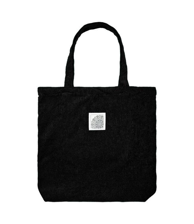 Corduroy Canvas Bag