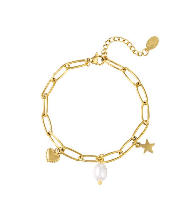 Funky Chain Bracelet