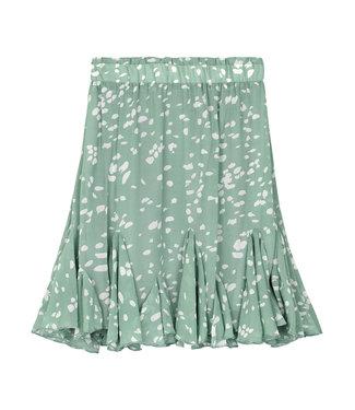 Yuna Dots Skirt