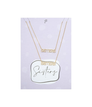 Sisters Set Necklace Giftcard