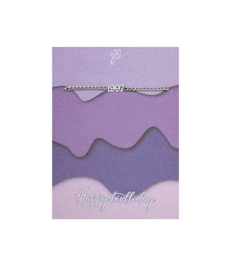 Happy Birthday Bracelet Giftcard
