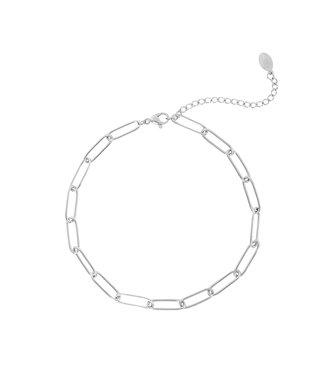 Plain Chain Anklet