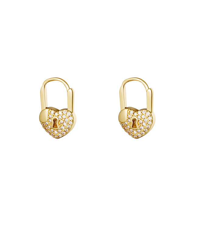 Forbidden Love Earrings