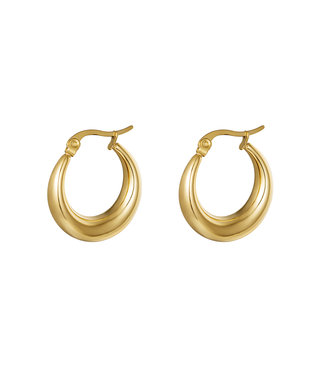 Arched Earrings