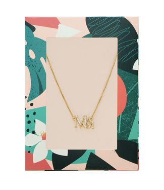 Mom Necklace Giftcard