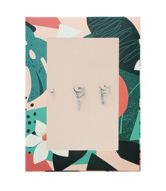 Love Mom Earrings Giftcard