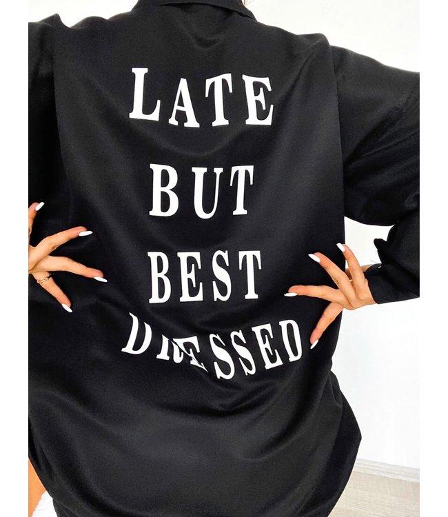 Dressed Blouse Dress