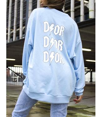 Dor Sweater / Blue