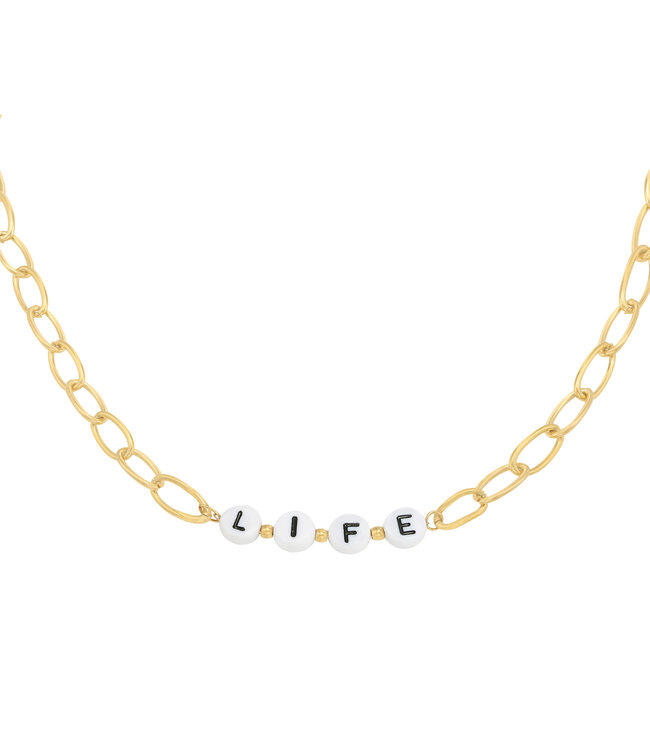 Beads Life Necklace
