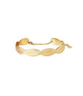 Bangle Braided Bracelet