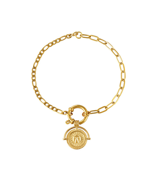 Ancient Coinage Bracelet