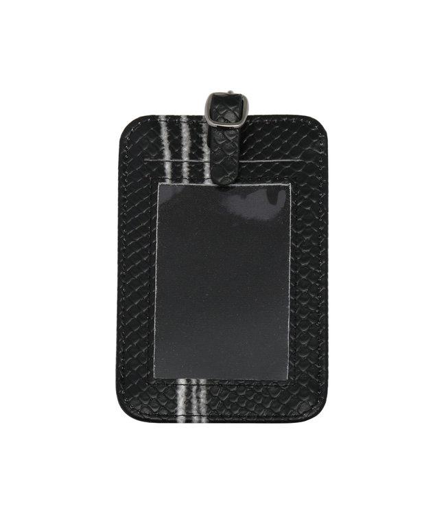 Marble Suitcase Hanger / Black