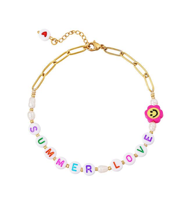Summer Love Anklet