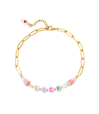 Luck Anklet
