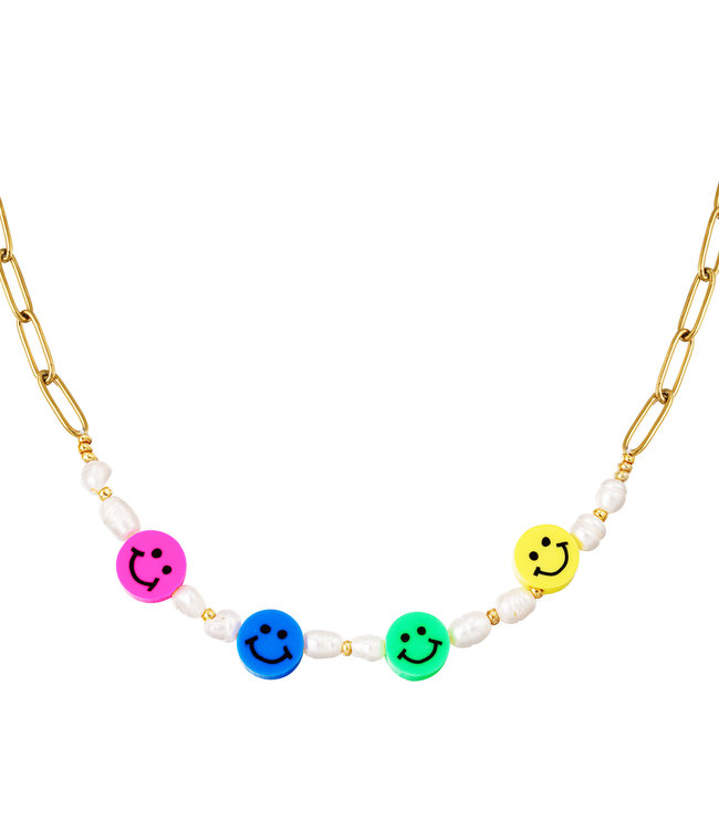 Smileys Necklace