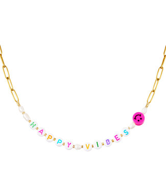 Happy Vibes Necklace