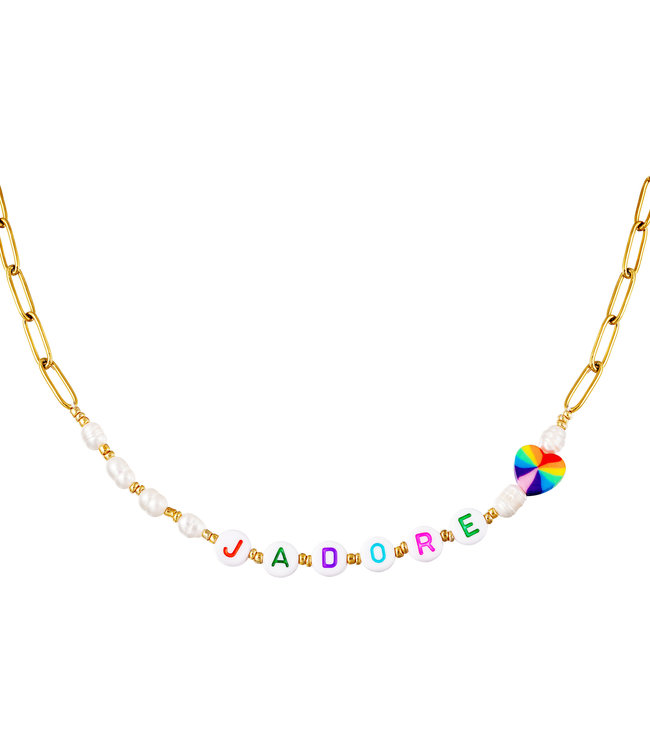 J'adore Necklace