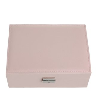 Shapes Jewelry Box / Pink