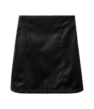 Smooth A-Line Skirt