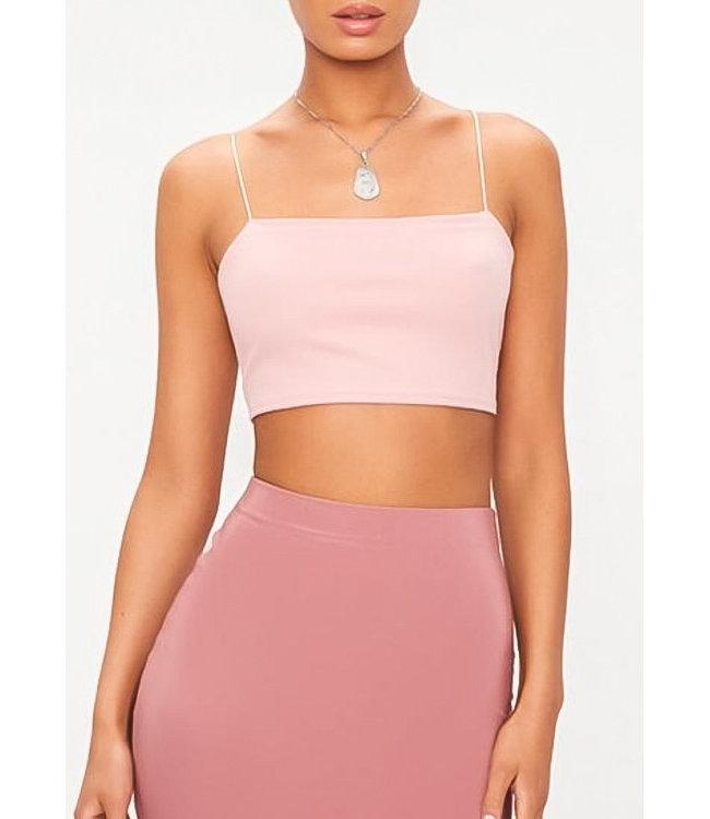 Cali Top / Pink