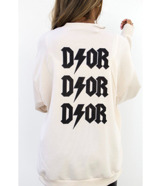 Dor Sweater / Beige