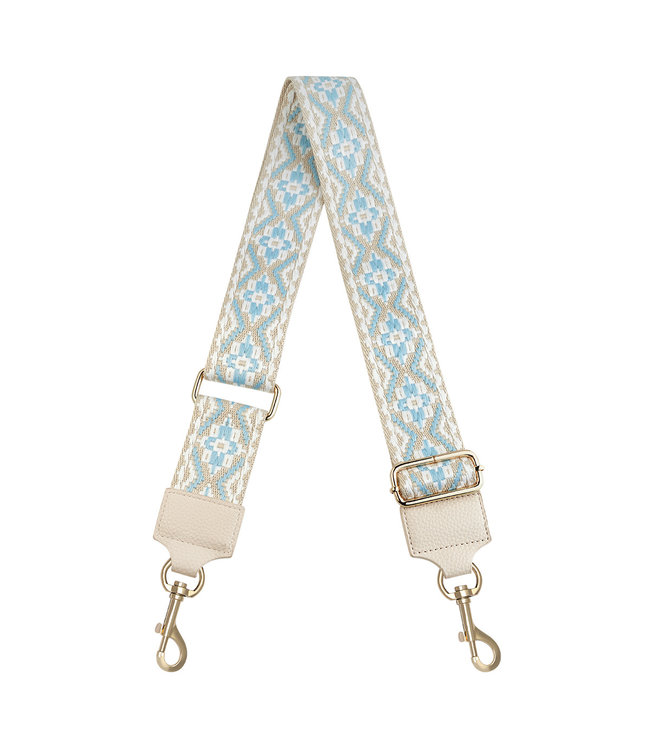 Boho Bag Strap / Off White