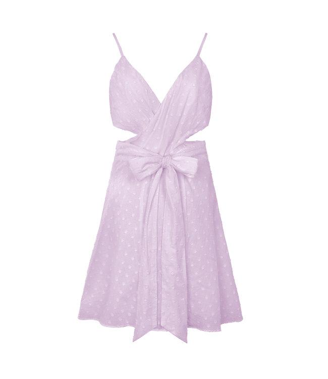 Cut out Waist Dress