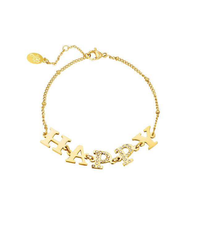 Happy Link Bracelet