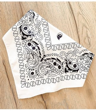 Multiway Scarf Top / White