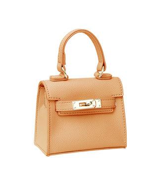 Shoulder Goodie Bag / Camel