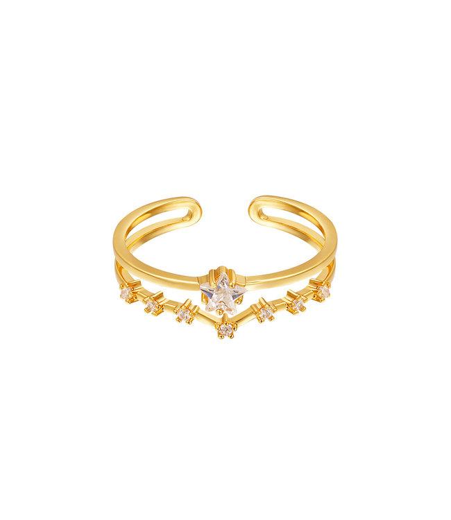 Brightest Star Ring