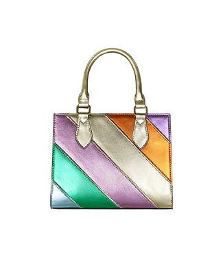 Metallic Multicolor Bag
