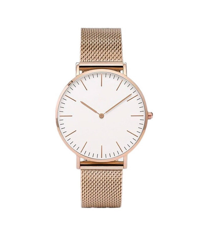 Lovely Watch / White Rose Gold