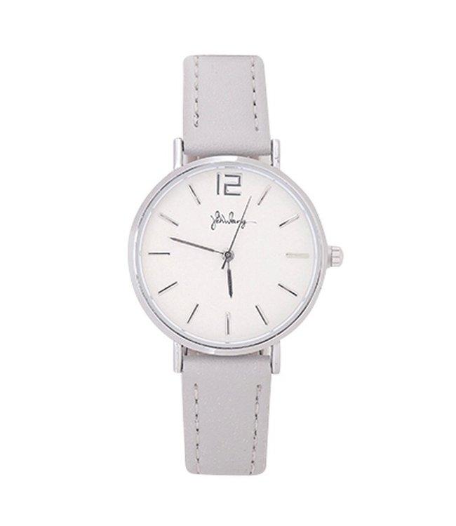 Grey Watch / Silver