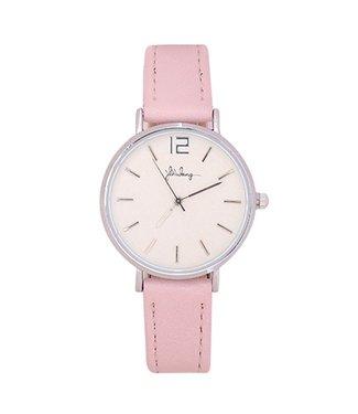 Pink Watch / Silver
