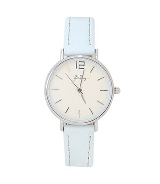 Baby Blue Watch / Silver