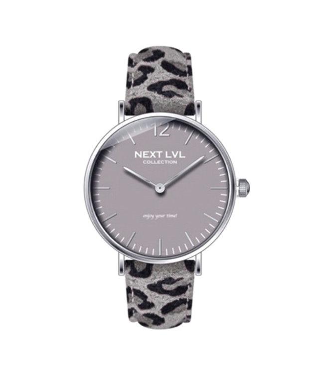 Cheetah Watch / Grey