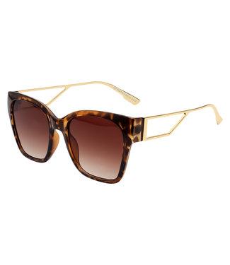 Frame It Sunglasses / Brown