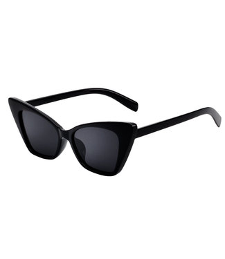 Cat Shades Sunglasses / Black