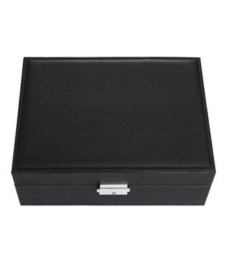 Shapes Jewelry Box / Black