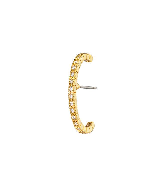 Shimmer Piercing Earcuff