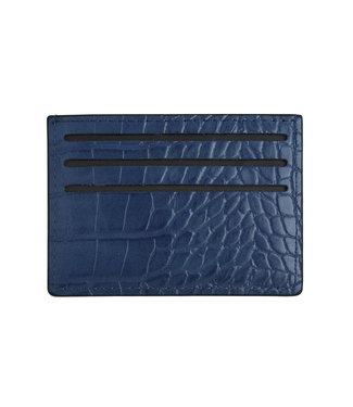 Croc Life Cardholder / Dark Blue