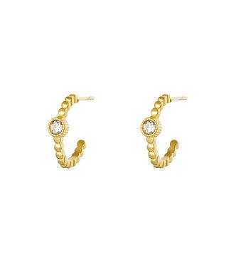Diamond Girl Earrings