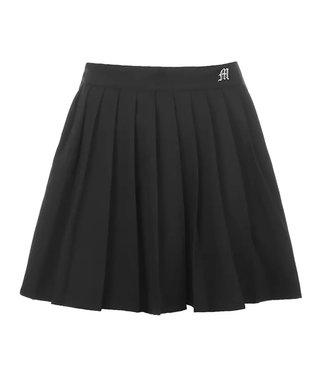 Basic Folds Skirt / Black
