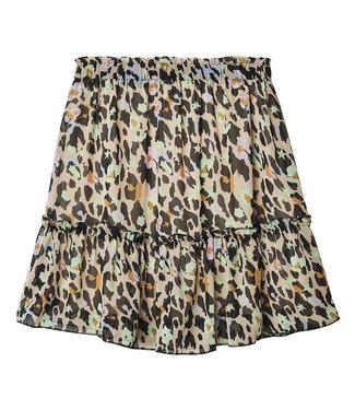 Leopard Colors Skirt