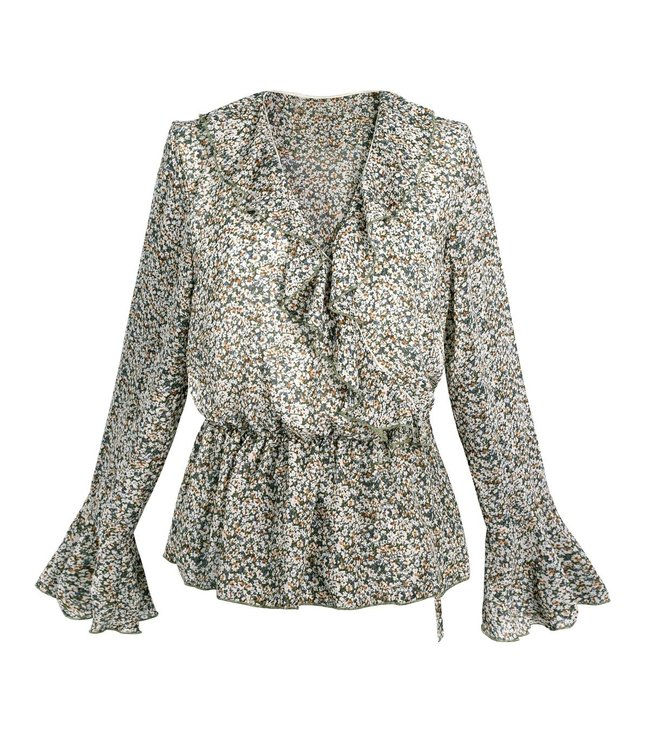 Ruches Blouse