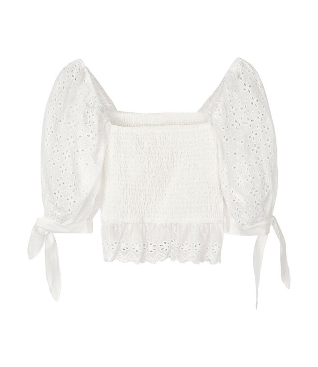 Smocked Top