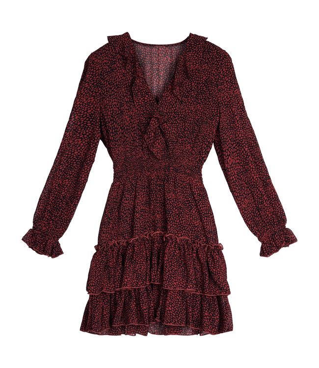Smocked Layers Dress